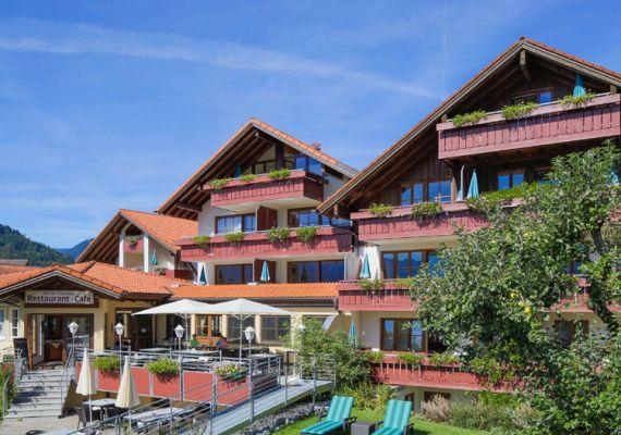 Hotel Viktoria Rollstuhl Urlaub In Oberstorf