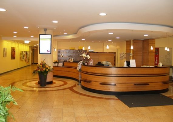 Gda hotel g ttingen rollstuhl hotel in g ttingen for Hotels in gottingen und umgebung