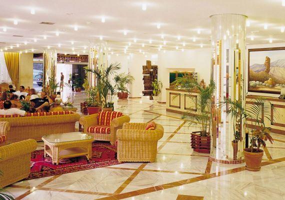 Hotel Puerto De La Cruz Rollstuhl Hotel Auf Teneriffa